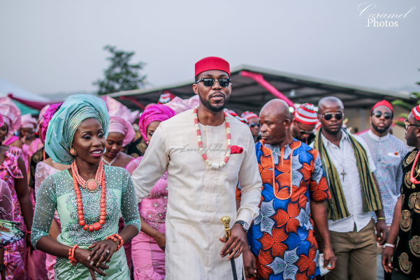LoveweddingsNG Adanma Ohakim and Amaha Traditional Wedding Igba Nkwu65