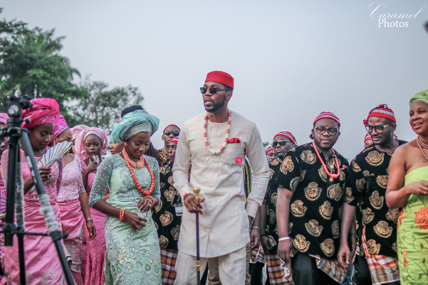 LoveweddingsNG Adanma Ohakim and Amaha Traditional Wedding Igba Nkwu66
