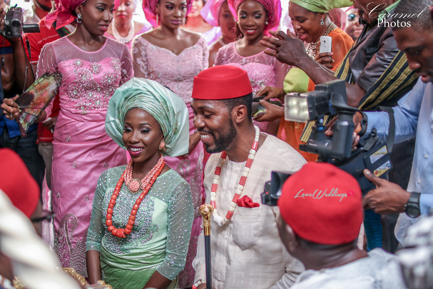 LoveweddingsNG Adanma Ohakim and Amaha Traditional Wedding Igba Nkwu72