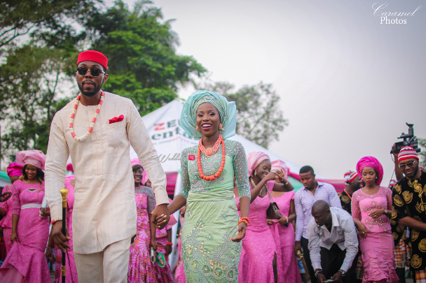LoveweddingsNG Adanma Ohakim and Amaha Traditional Wedding Igba Nkwu74