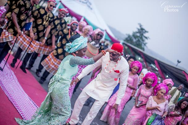 LoveweddingsNG Adanma Ohakim and Amaha Traditional Wedding Igba Nkwu78