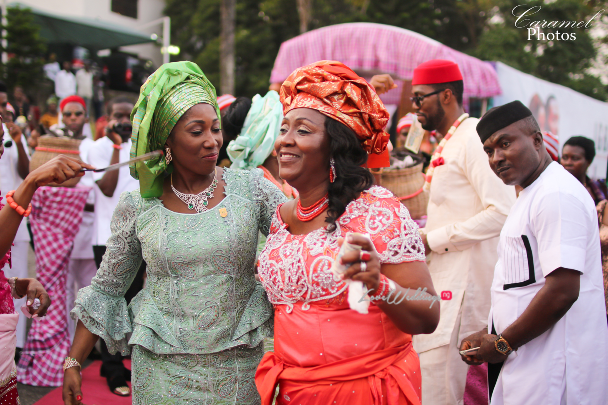 LoveweddingsNG Adanma Ohakim and Amaha Traditional Wedding Igba Nkwu86