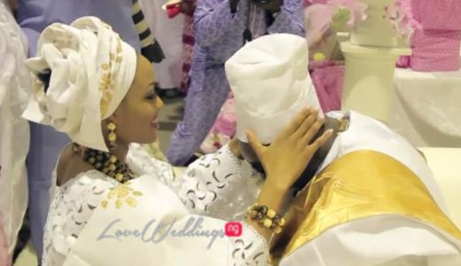 LoveweddingsNG Atinuke and Oladipupo
