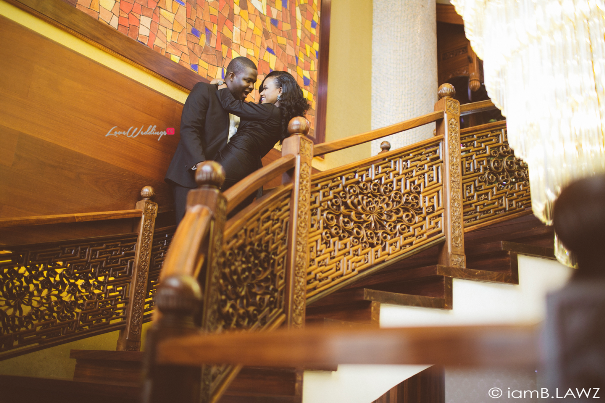 LoveweddingsNG Prewedding Bisola and Gbolahan IamB.Lawz9