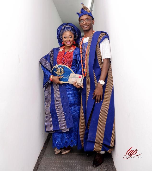 LoveweddingsNG Traditional Wedding Ife and Tobi