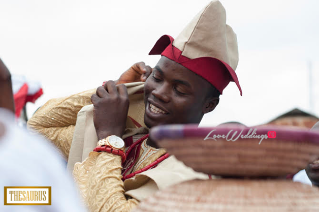 LoveweddingsNG Traditional Wedding Yetunde and Rotimi Thesaurus Studios10