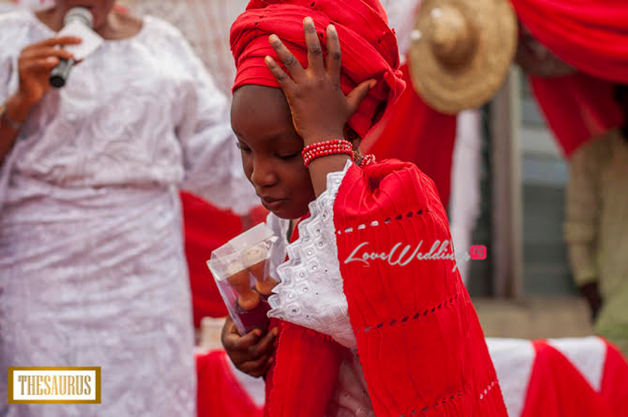 LoveweddingsNG Traditional Wedding Yetunde and Rotimi Thesaurus Studios14