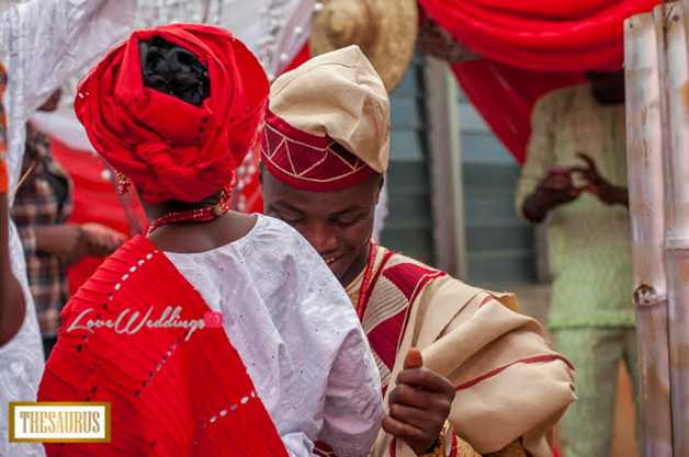 LoveweddingsNG Traditional Wedding Yetunde and Rotimi Thesaurus Studios15