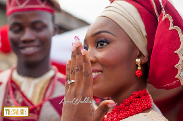 LoveweddingsNG Traditional Wedding Yetunde and Rotimi Thesaurus Studios18