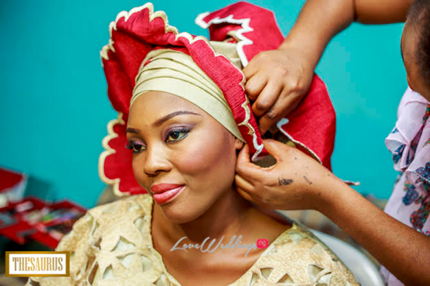 LoveweddingsNG Traditional Wedding Yetunde and Rotimi Thesaurus Studios21