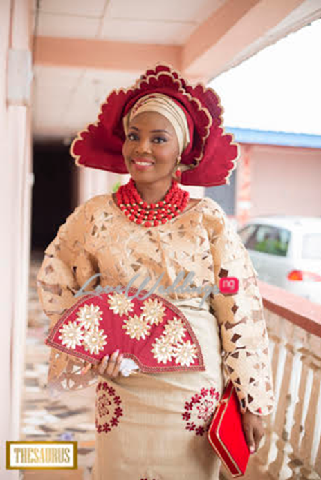LoveweddingsNG Traditional Wedding Yetunde and Rotimi Thesaurus Studios22
