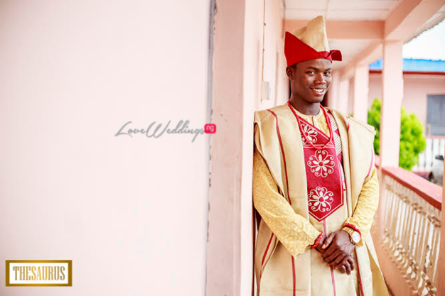 LoveweddingsNG Traditional Wedding Yetunde and Rotimi Thesaurus Studios24