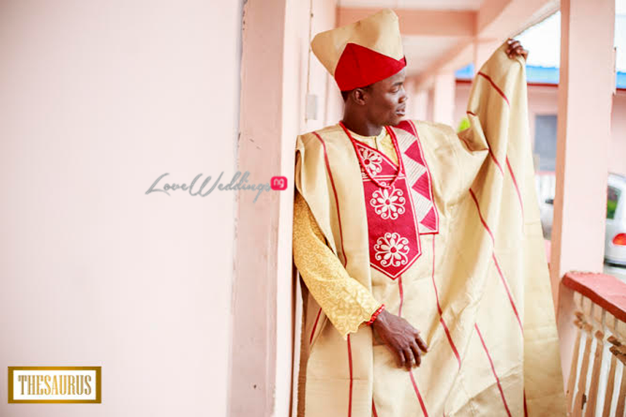 LoveweddingsNG Traditional Wedding Yetunde and Rotimi Thesaurus Studios25