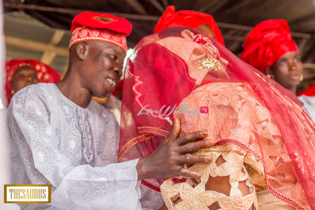 LoveweddingsNG Traditional Wedding Yetunde and Rotimi Thesaurus Studios49