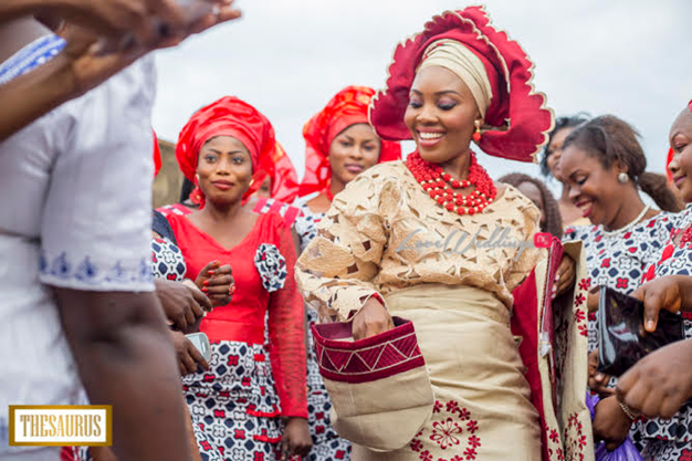 LoveweddingsNG Traditional Wedding Yetunde and Rotimi Thesaurus Studios52