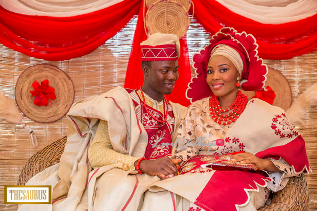 LoveweddingsNG Traditional Wedding Yetunde and Rotimi Thesaurus Studios55