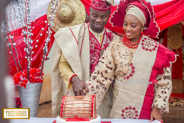LoveweddingsNG Traditional Wedding Yetunde and Rotimi Thesaurus Studios57