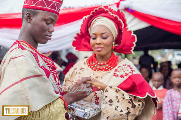 LoveweddingsNG Traditional Wedding Yetunde and Rotimi Thesaurus Studios59