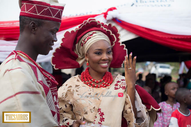 LoveweddingsNG Traditional Wedding Yetunde and Rotimi Thesaurus Studios60