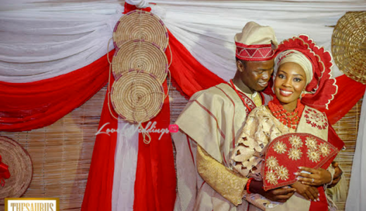 LoveweddingsNG Traditional Wedding Yetunde and Rotimi Thesaurus Studios61