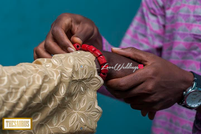LoveweddingsNG Traditional Wedding Yetunde and Rotimi Thesaurus Studios7