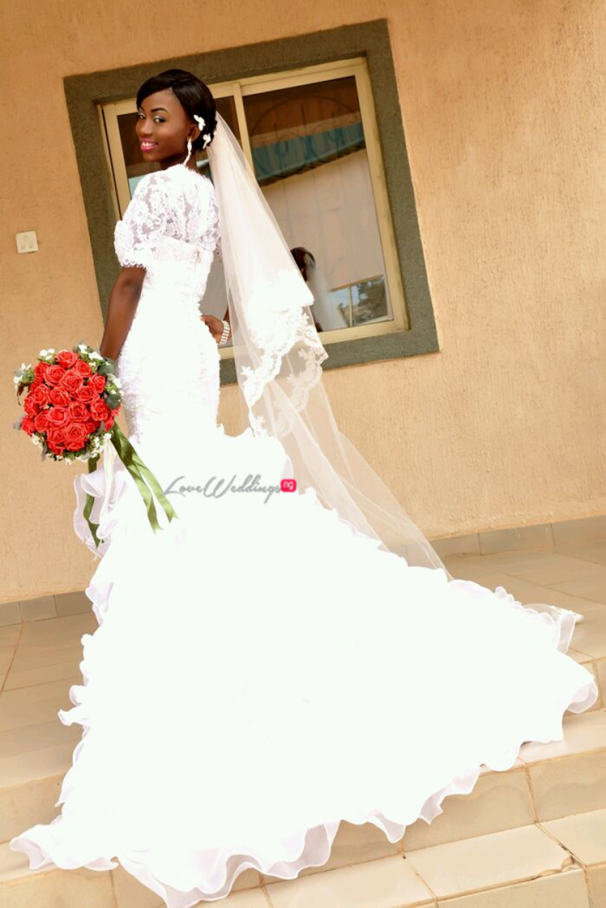 LoveweddingsNG White Wedding Ade and Bunmi22