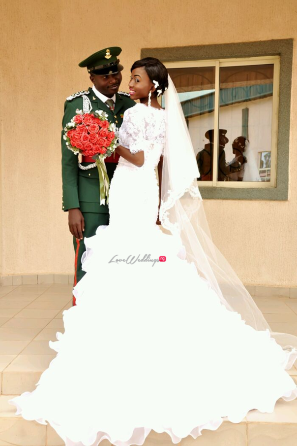 LoveweddingsNG White Wedding Ade and Bunmi3