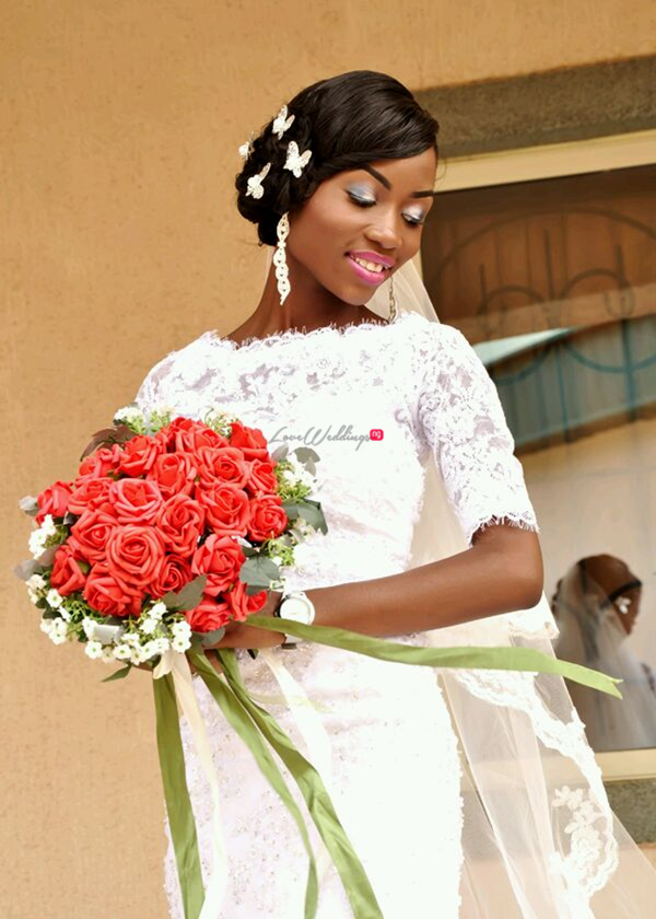 LoveweddingsNG White Wedding Ade and Bunmi6