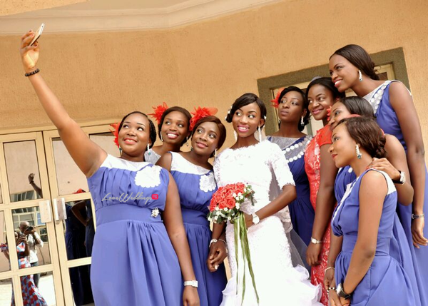 LoveweddingsNG White Wedding Ade and Bunmi9