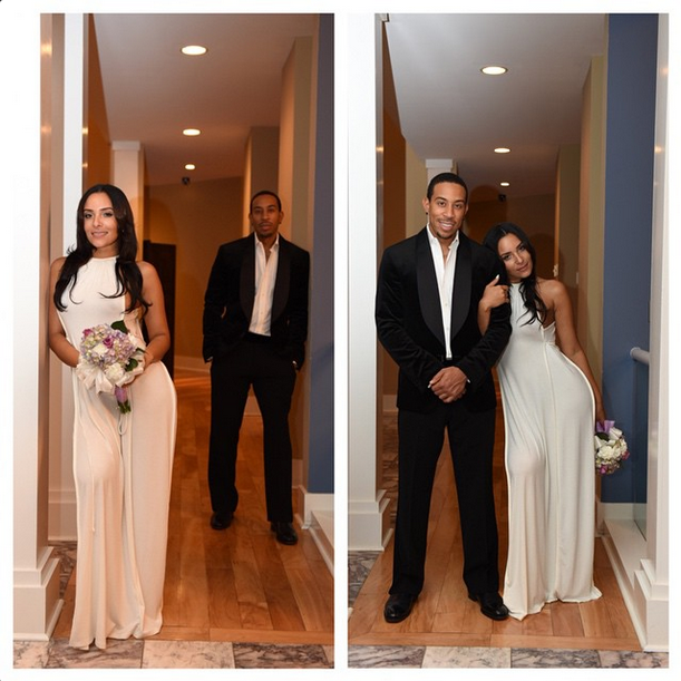 Ludacris and Eudoxie Wedding LoveweddingsNG