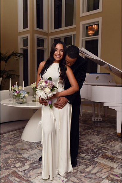 Ludacris and Eudoxie Wedding LoveweddingsNG2