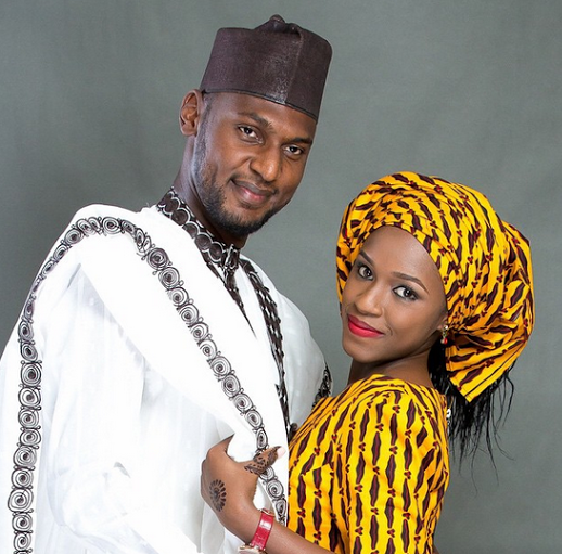 Magaji of Kaikai weds Zainab LoveweddingsNG1