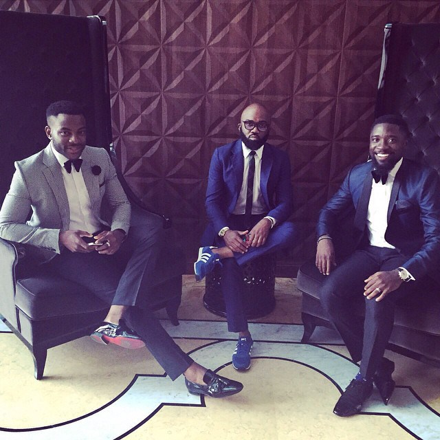 Michael Demuren Traditional Wedding - Ebuka, Noble Igwe, Olamide Adedeji