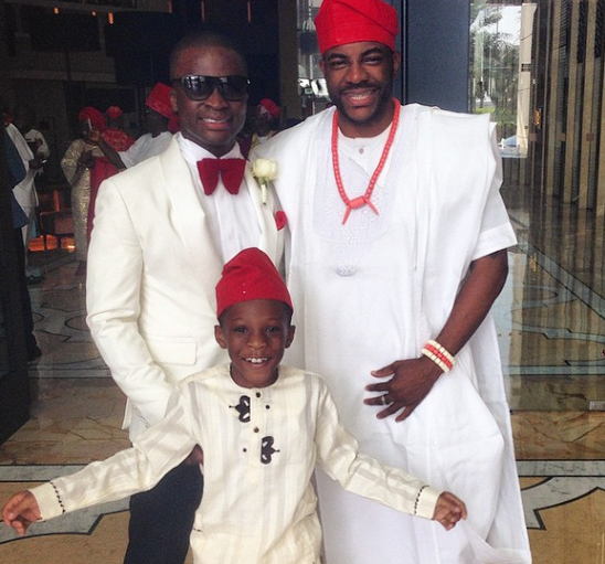 Michael Demuren Traditional Wedding - Ebuka