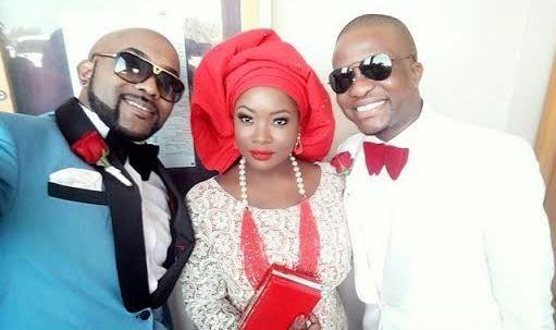 Michael Demuren Wedding Dubai - Banky W, Toolz, Tunde Demuren