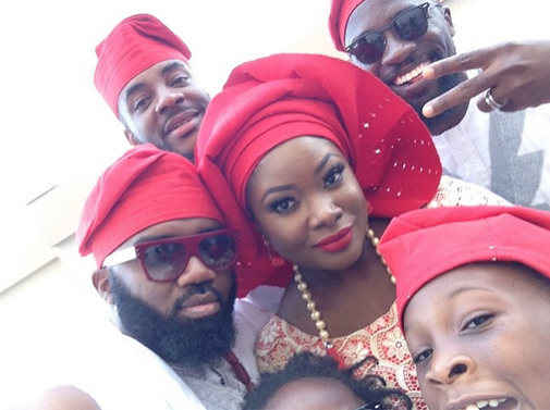 Michael Demuren Wedding Dubai -Noble Igwe, Toolz