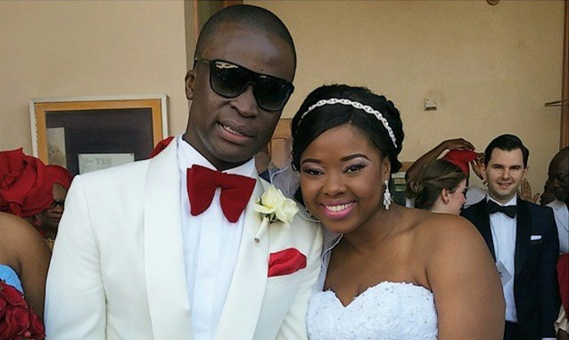 Michael Demuren White Wedding LoveweddingsNG1
