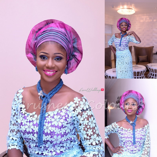Nigerian Traditional Bride Brushes n Colors LoveweddingsNG.jpg