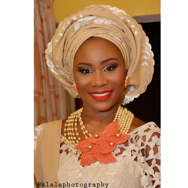 Nigerian Traditional Wedding Makeup - Beautycook Studio LoveweddingsNG