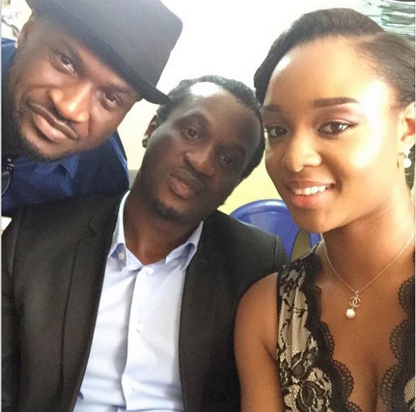 Paul and Anita Okoye ikoyi Registry LoveweddingsNG1