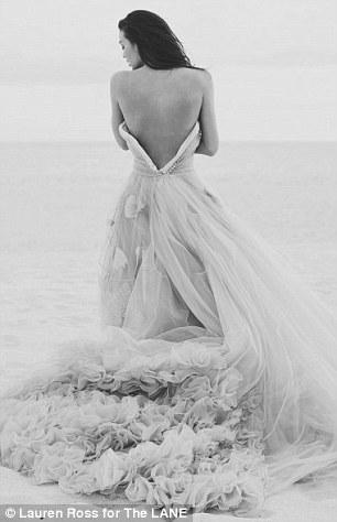 The Lane Bridal Wear - Megan Gale and Pia Miller LoveweddingsNG11