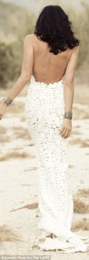 The Lane Bridal Wear - Megan Gale and Pia Miller LoveweddingsNG17