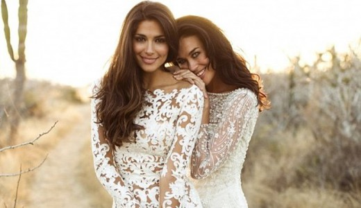 The Lane Bridal Wear - Megan Gale and Pia Miller LoveweddingsNG