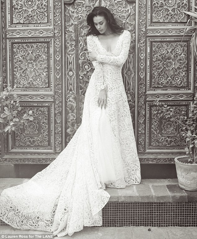 The Lane Bridal Wear - Megan Gale and Pia Miller LoveweddingsNG2