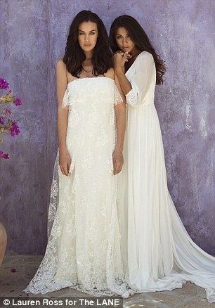 The Lane Bridal Wear - Megan Gale and Pia Miller LoveweddingsNG3