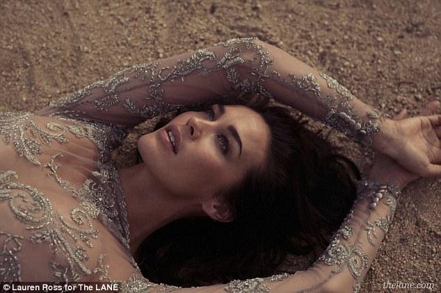 The Lane Bridal Wear - Megan Gale and Pia Miller LoveweddingsNG5