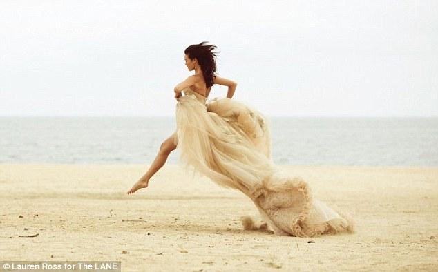 The Lane Bridal Wear - Megan Gale and Pia Miller LoveweddingsNG9