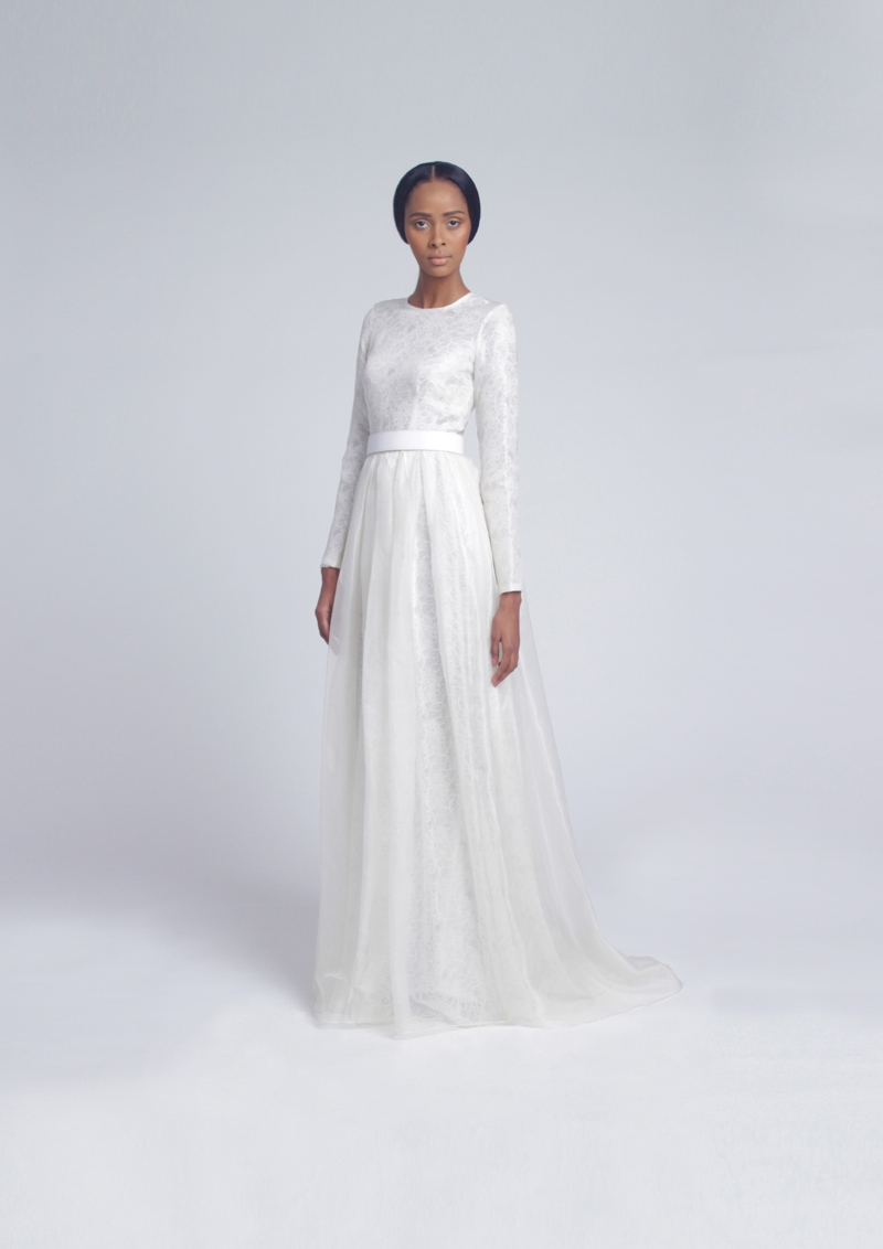 Tsemaye Binitie Atelier Bridal 2015 Capsule Collection LoveweddingsNG3