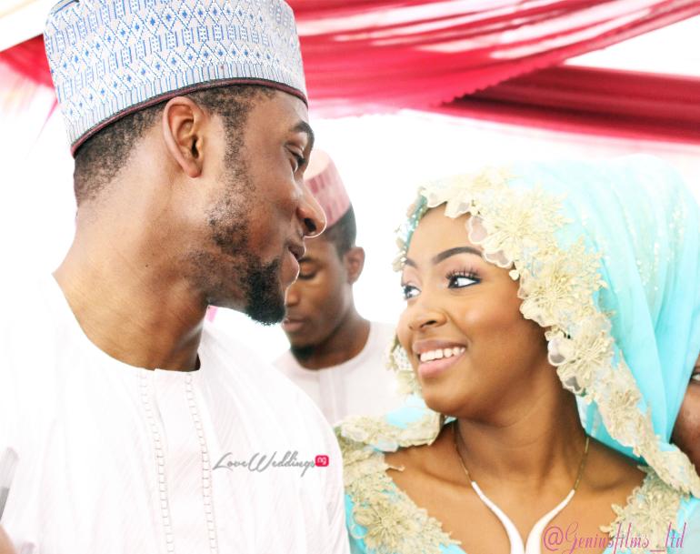 Ummar and safiya Yuguda LoveweddingsNG1
