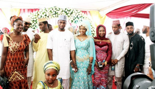 Ummar and safiya Yuguda LoveweddingsNG3